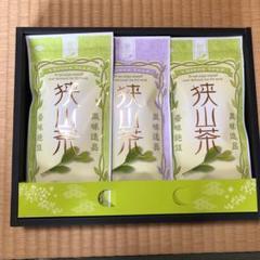 """Thumbnail of """"狭山茶 茶葉100g×3"""""""