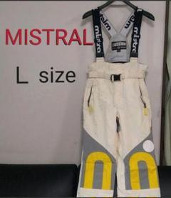 "Thumbnail of ""MISTRAL スキー スノボウェア ジャンプスーツ オーバーオール メンズ L"""