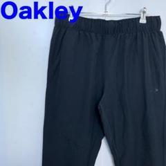 "Thumbnail of ""美品 OAKLEY オークリー ナイロンパンツ 黒 L ゴルフウェア"""