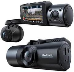 "Thumbnail of ""OWL-DR803FG-3C ドライブレコーダー 3カメラ 前後 車内 同時録画"""