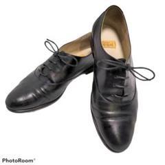 """Thumbnail of """"卑弥呼 靴 23cm レースアップシューズ elegance 革靴 ブラック"""""""