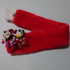 """Thumbnail of """"クリスマスディズニーマフラー"""""""