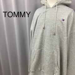"Thumbnail of ""TOMMY トミー スウェット パーカー フーディー ビッグサイズ 大きめ"""