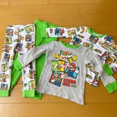 "Thumbnail of ""H&M スーパーマリオ コラボ セット 90 ( 92 子供服 パジャマ 男の子"""