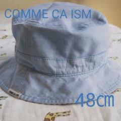 """Thumbnail of """"48㎝  COMME CA ISM  ベビー帽子  ハット  ゴム付き"""""""