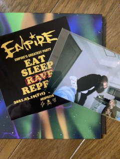 """Thumbnail of """"EMPIRE Don't tell me why アナログレコード"""""""