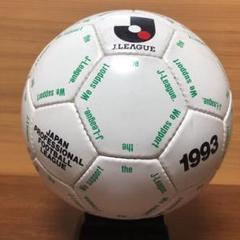 "Thumbnail of ""ミズノ サッカーボール5号 Jリーグ創立記念ボール 1993年"""