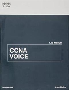 """Thumbnail of """"CCNA Voice Lab Manual ペーパーバック"""""""
