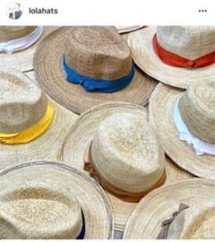 "Thumbnail of ""lola hat  ローラ 麦わら"""