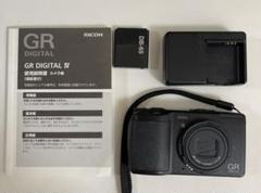 """Thumbnail of """"RICOH リコー GR GR DIGITAL4"""""""