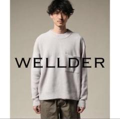 "Thumbnail of ""WELLDER Oversize Pullover Knit 定価3.3万"""