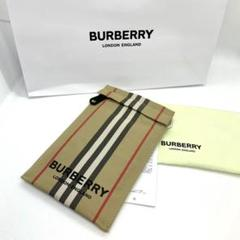 "Thumbnail of ""新品 Burberry ヴィンテージ チェック ロゴ スマホ ホルダー"""