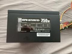 """Thumbnail of """"電源ユニット 750W 玄人志向 KRPW-AK750W/88+"""""""