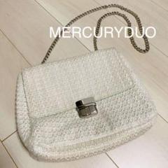 "Thumbnail of ""MERCURYDUO  新品*チェーン ショルダーバッグ"""