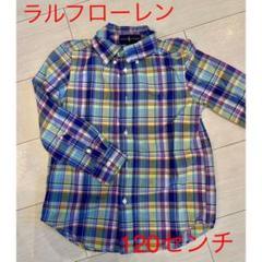 "Thumbnail of ""美品ラルフローレン チェックシャツ"""