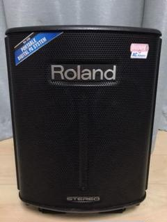 "Thumbnail of ""美品 ポータブルPAシステム Roland BA-330"""