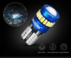 "Thumbnail of ""T10   led 2個 ランプ  6,500   ライト   ホワイト -!^"""