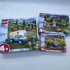 "Thumbnail of ""LEGO トイストーリー4 10766 10769 10771 3箱セット"""