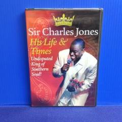 "Thumbnail of ""SiR CHARLES JONES サー チャールズ ジョーンズ DVD"""