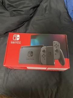 "Thumbnail of ""Nintendo Switch ニンテンドー スイッチ 新型 グレー 本日発送"""