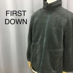"Thumbnail of ""FIRST DOWN ファーストダウン フリースジャケット 刺繍ロゴ"""