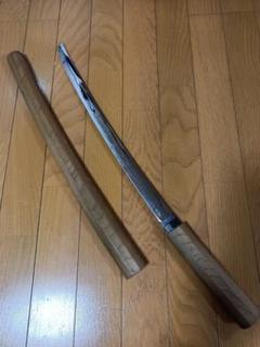 "Thumbnail of ""模造刀 模擬刀 白鞘 刀 剣 日本刀"""