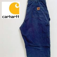 "Thumbnail of ""90s Carhartt カーハート ダックパンツ ワーク ペインター ネイビー"""