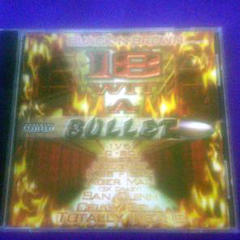 """Thumbnail of """"V.A. / 18 Wit A Bullet   g-rap"""""""