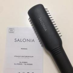 """Thumbnail of """"SALONIA ストレートヒートブラシスリム SL-012BKS"""""""