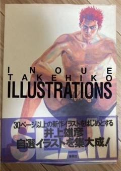 """Thumbnail of """"Inoue Takehiko illustrations"""""""