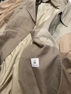 "Thumbnail of ""Roku Docking trench coat"""