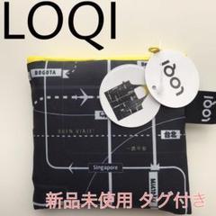 "Thumbnail of ""エコバッグ LOQI 新品未使用タグ付き"""