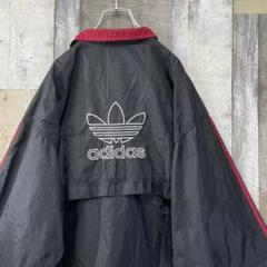 "Thumbnail of ""90's vintage アディダス adidasハーフZIPナイロンジャケット"""