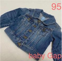"Thumbnail of ""【baby Gap】2years 95cm Gジャン デニムジャケット"""