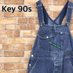 """Thumbnail of """"【Key】90s デニムオーバーオール ペインターパンツ ビッグサイズ ゆるだぼ"""""""
