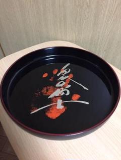 "Thumbnail of ""大相撲 千代の富士 お盆"""
