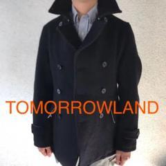 """Thumbnail of """"トゥモローランド Pコート ネイビー 大きめサイズ ブランド おしゃれ スリム"""""""