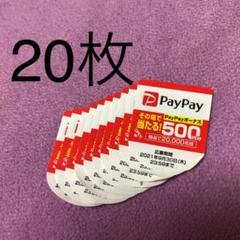"""Thumbnail of """"ウィルキンソン PayPay 応募シール"""""""