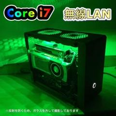 "Thumbnail of ""【無線LAN】小型 ゲーミングPC Core i7 ITX"""