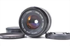 "Thumbnail of ""CANON キャノン NFD NEW FD 50mm f/1.8"""
