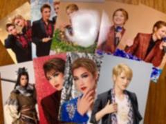 """Thumbnail of """"七海ひろき お茶会、スチール写真"""""""