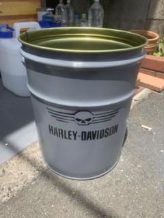 "Thumbnail of ""リメイクペール缶 ハーレーダビットソン HARLEY"""