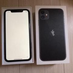 """Thumbnail of """"iPhone 11 ブラック 256 GB ジャンク品"""""""