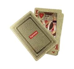 """Thumbnail of """"Supreme 13AW GOLD DECK OF CARD"""""""