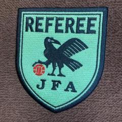 "Thumbnail of ""JFAのレフェリーワッペンです。使用したことはありません。"""
