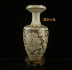"Thumbnail of ""希少物 中国の宋代 白釉の入れ物と入れ物の瓶  古磁器"""