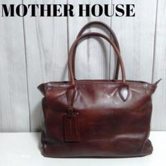 """Thumbnail of """"Mother House アンティーク レザー 革 ボストン バッグ"""""""