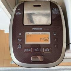 """Thumbnail of """"Panasonic 可変圧力 おどり炊き IH 炊飯器"""""""