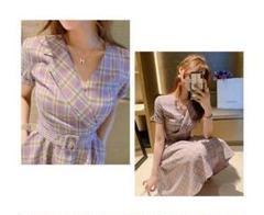 "Thumbnail of ""新型潮紫のスーツに高級なワンピーススカートTZI"""
