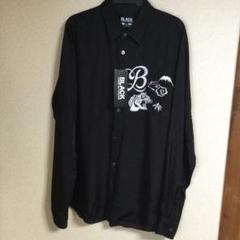"""Thumbnail of """"21S/S ブラックコムデギャルソン 刺繍シャツ 製品洗い"""""""